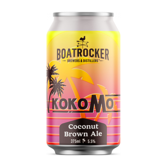 <p><span>Enjoy the smooth taste of real coconut in this all new brown ale, inspired by the swaying palm trees of the Bahamas you'll find yourself singing along to the relaxing rhythm of the Beach Boys and dreaming of a warm breeze and picture perfect sunset.</span></p>