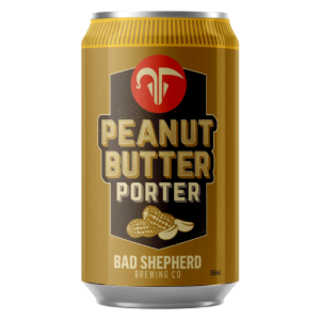"""<p>They say, <em>""""Inspired by 'Buckeye Candy'. Moreish peanut butter fudge balls partially dipped in rich chocolate. Brewed with chocolate malt, chocolate wheat and hazelnuts, the hero in this creamy, decadent and full-bodied porter is the peanut butter character.""""</em></p><p>&nbsp;</p><p>Bad Shepherd wants to lead you into temptation with the most interesting, curious and wonderful beers they can imagine. Beers to thrill and fulfil. Beers worth venturing into the unknown for.</p>"""