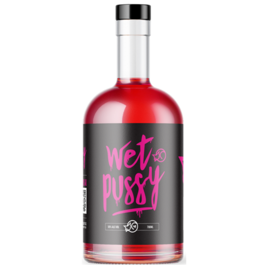 <p><span>The Wet Pussy Shot, is a staple in every bar and club around the world. A delicious hit of cranberry, peach, lime and a pinch of fun. Perfect for any occasion!.</span></p>