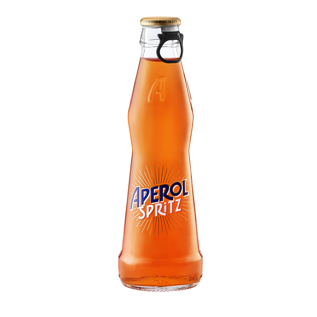 <p>The bittersweet classic spritz you love - now in a convenient bottle. Aperol ready-to-serve is the easiest way to level up your next picnic or backyard get-together. Plus, it's the official drink match for all your Australian Open spectating. Just open, pour and serve with ice and a wedge of fresh orange.&nbsp;</p><p>&nbsp;</p><p>Enjoy the perfect serve, straight from the esky.</p>