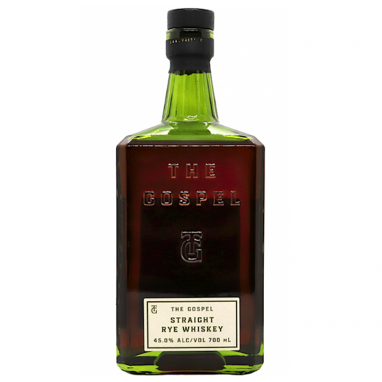 """<p>100% rye from the Murray Mallee region, transformed into liquid gold (well, amber) in the heart of Brunswick. With the Straight Rye, The Gospel zero in on the traditional American rye character. It's aged in charred, new American oak barrels for two years for that medium-bodied wood-char spice.</p><p>&nbsp;</p><p>It's intense. It's bold. Appreciate the quality neat, or stir yourself a classic Manhattan.</p><p>&nbsp;</p><p>The Gospel: An American spirit distilled in the heart of Melbourne with 100% Australian rye. These folks are more than your average moonshiners. """"Whiskey is religion. Rye is the gospel.""""</p>"""