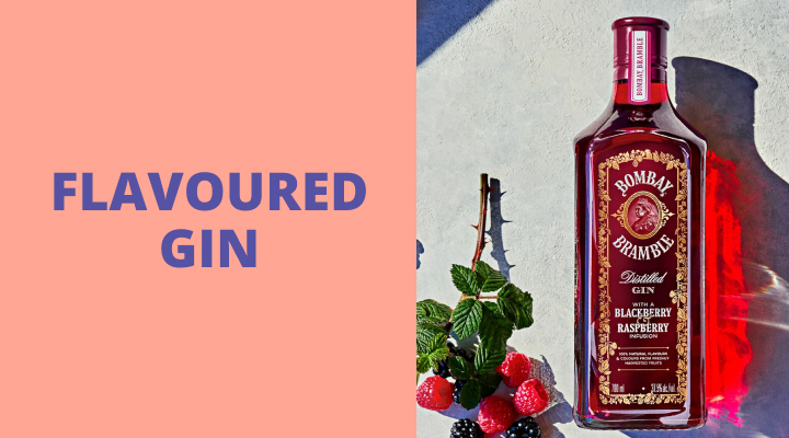 Flavoured Gins