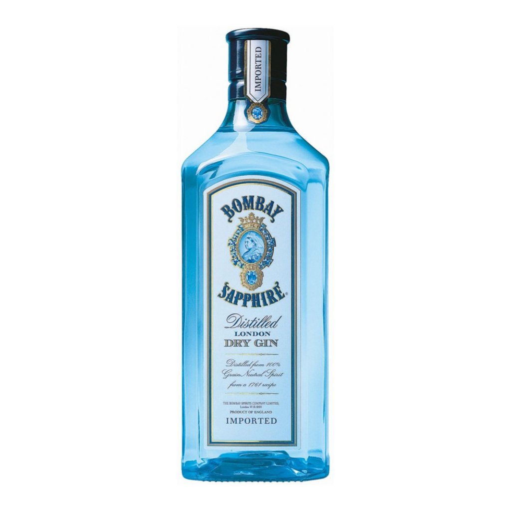 <p>Precious jewel of the gin world, Bombay Sapphire uses hand-selected botanicals from around the world and a vapour infusion process for a more delicate, premium result. This prestigious flavour profile isn't a secret recipe: it's worn proudly on the side of the bottle.</p>