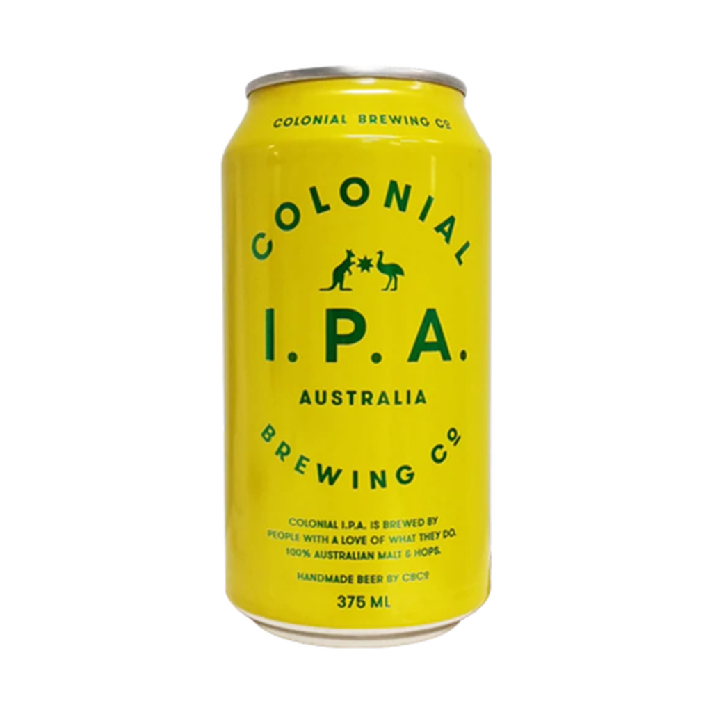 <p>So what is an Australian IPA? It's a full-bodied IPA tailor-made for Australia. We start with 100 per cent Australian hops picked to deliver a gentle rush of tropical fruit and subtle pine notes, hinting at sunshine and surf and the salt-sweet scent of summer. Next, we use Australian-made malt to cut through the bitterness and deliver an instant Aussie classic that's big, bold and beaut. Colonial's Australian IPA is the perfect beer for every Aussie summer. And winter. And autumn. And spring.</p>