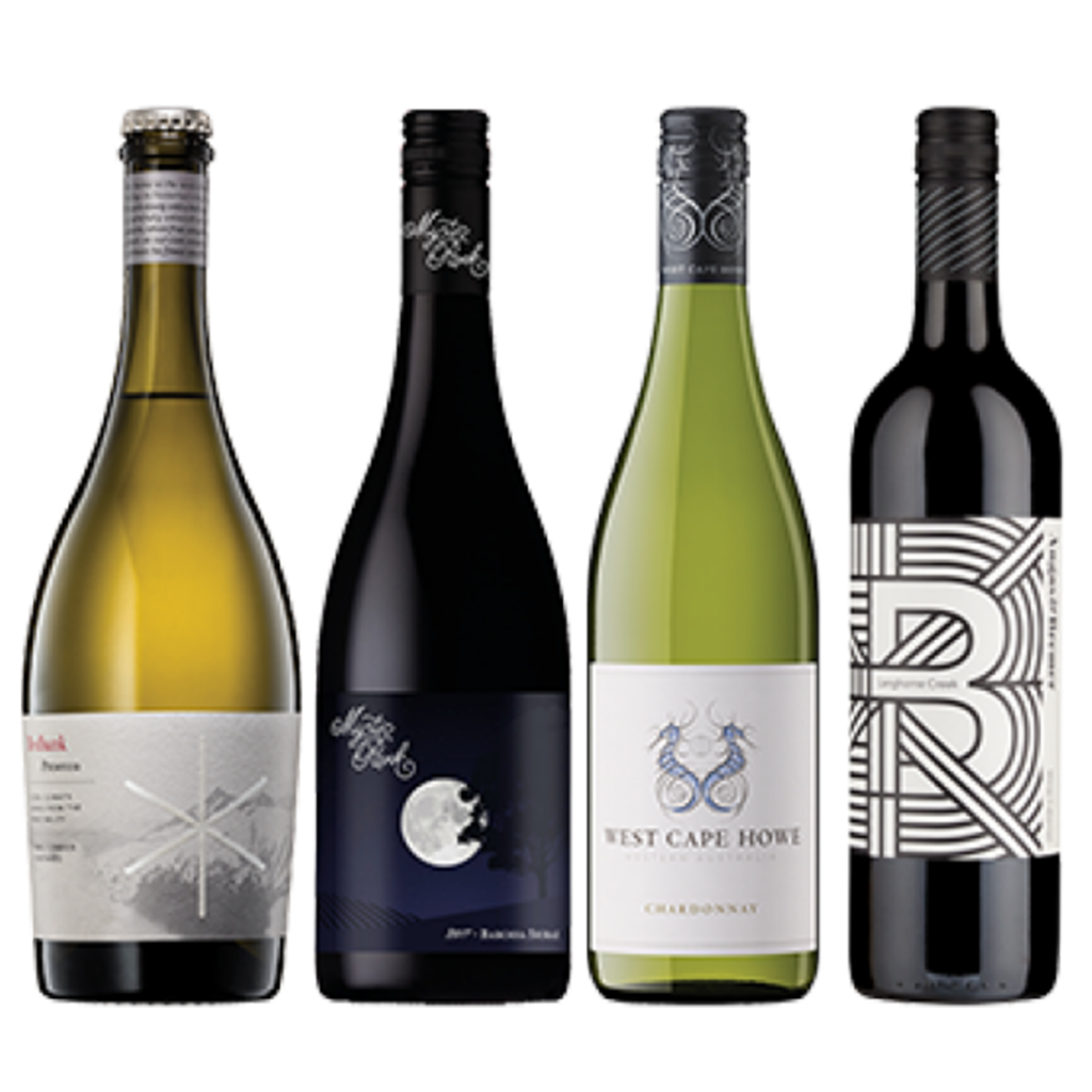 <p>Perfectly pairing the dinner party drinks takes careful planning and expertise. Luckily, we've done the hard bit for you.</p><p>&nbsp;</p><p>Start with <strong>Redbank Prosecco (King Valley, Vic)</strong> and pre-dinner grazing - a salty snack that lets bubbles steal the show.</p><p>&nbsp;</p><p>A <strong>West Cape Howe 'Cape to Cape' Chardonnay (Mount Barker, WA)</strong> pairs perfectly with a light starter - shellfish, if that's your groove.</p><p>&nbsp;</p><p>The <strong>Torzi Mathews 'Mystic Park' Shiraz (Barossa Valley, SA)</strong> is bold enough to stand up to nonna's slow-cooked beef ragu or another hearty main.&nbsp;</p><p>&nbsp;</p><p>Then crack out some cheese and open the red blend: the dark fruits and spice of <strong>Angas &amp; Bremer Shiraz Cabernet (Langhorne Creek, SA)</strong> is the perfect way to finish an evening.</p>