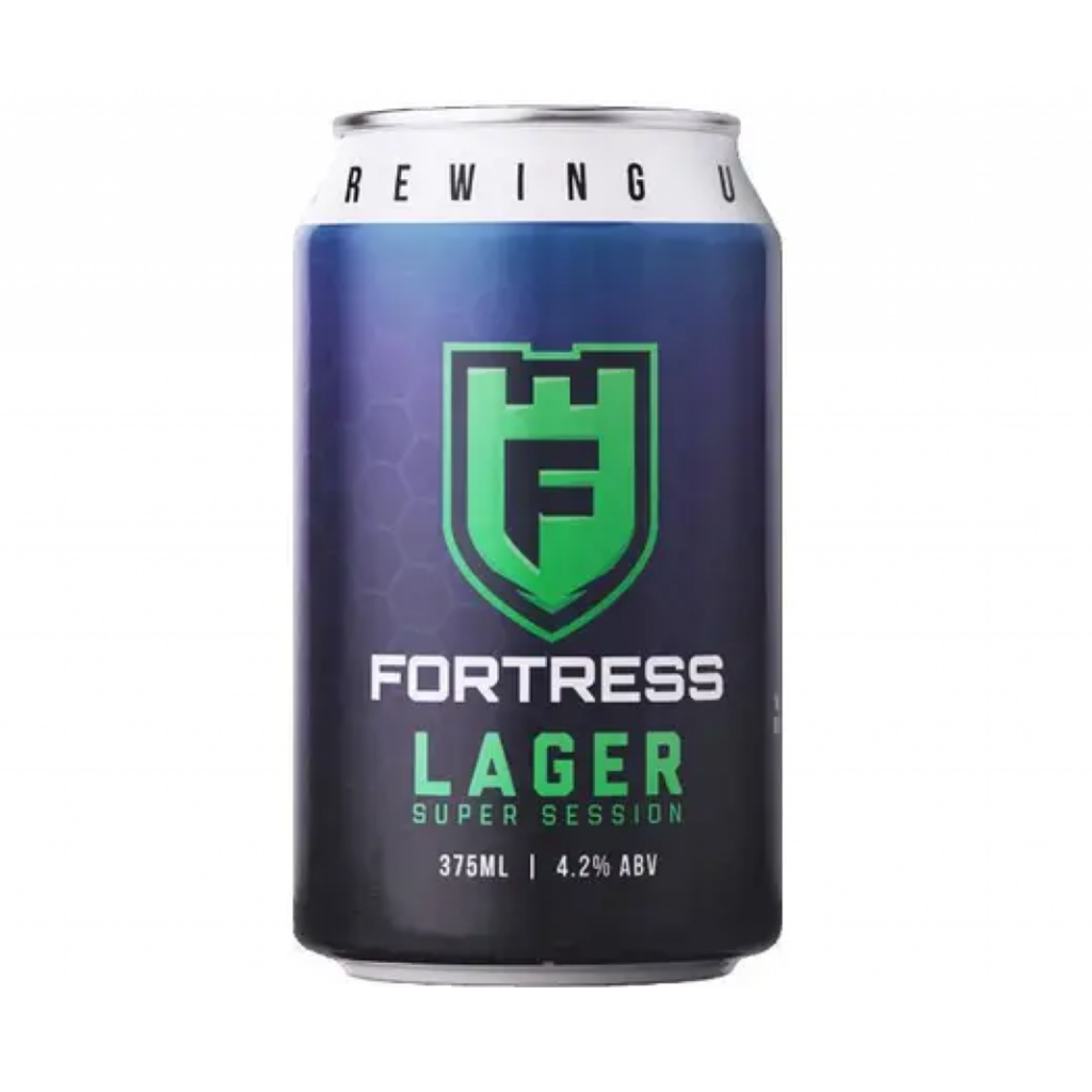 <p>Collab between Doss Blockos and Fortress, resulting in the ultimate gamer's lager. Sessionable and light, it's a beer that won't mess up your high score.</p><p>&nbsp;</p><p>Doss Blockos beers by East 9th Brewing are enjoyable, sessionable, and always with a lil extra somethin' somethin' to catch your interest and keep you coming back for more.</p>