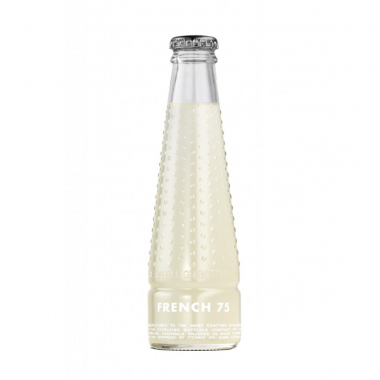 <p>They say,</p><p>Fresh, clean and delightfully drinkable, the French 75 is a classic French toast, dating back to the early 1900s.</p><p>Ooh la la!</p><p>Considered the ultimate celebratory cocktail ever since, this refreshing combination of gin, lemon and sparkling wine fizzes with effortless elegance.</p>
