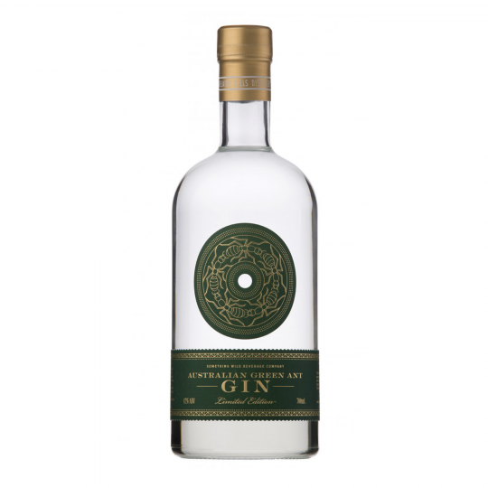 <p>A collab&nbsp;between Indigenous-owned Something Wild Beverage Company and&nbsp;Adelaide Hills&nbsp;Distillery. Hand-harvested in the Northern Territory, these green ants impart lime and coriander flavours, making for a zingy and citrus-forward gin. Yes, there are ants in the bottle. Yes, they're meant to be there.</p><p>&nbsp;</p><p>Adelaide Hills Distillery was born from a winemaker's love of unique native Australian botanicals, and passion for small-batch and sustainable spirit production. And they can't seem to stop winning awards.</p>