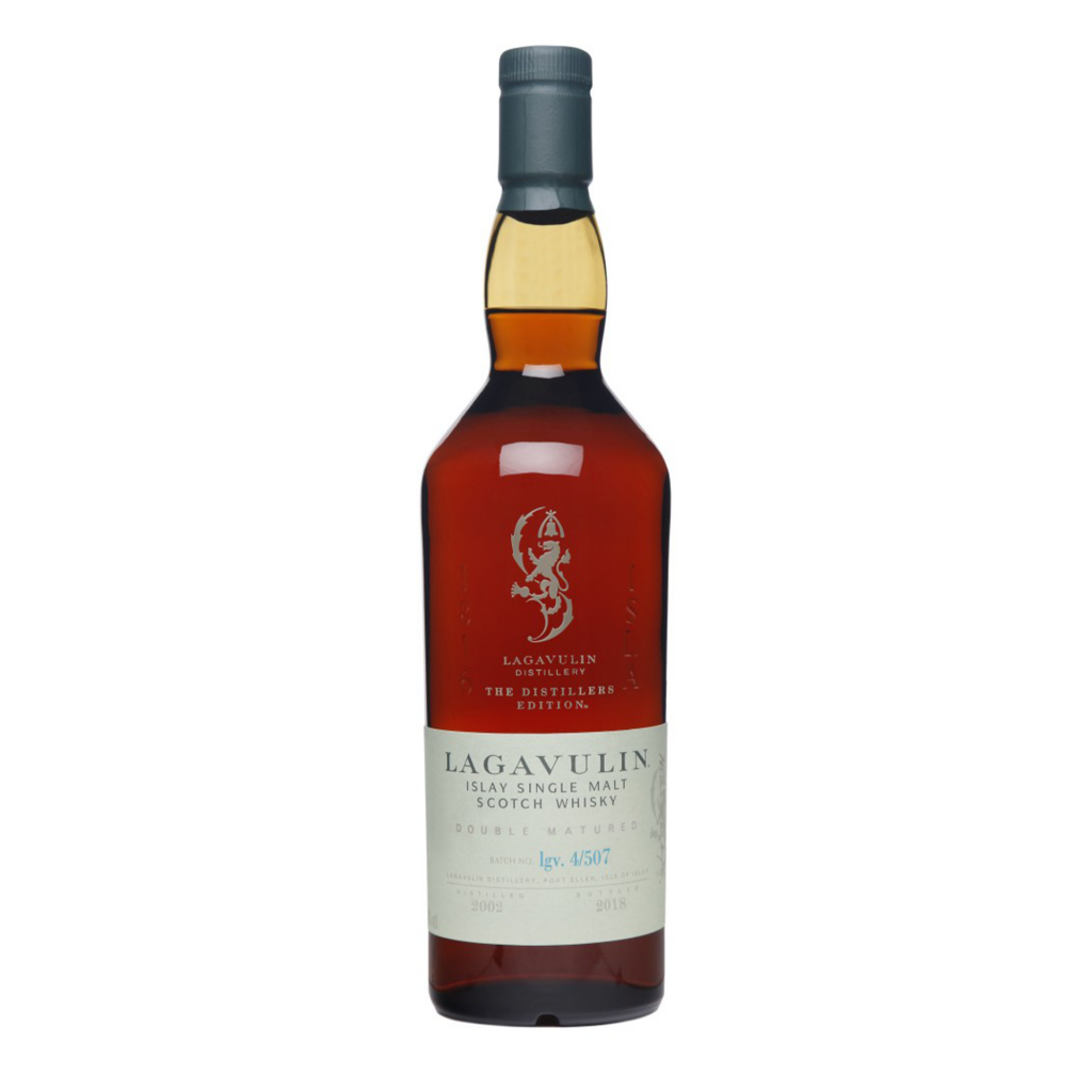"""<p>They say, <em>""""An intense, raisiny sweetness that marries beautifully with the smoky power of the regular release to create a massive, rich tasting power-house of a malt."""" </em></p><p>&nbsp;</p><p>The taste of definitive Islay malt – intensely flavoured, smoky and rich. It must be a bottle of Lagavulin. Hailed as one of the finest whiskies available, it's been a beloved Isle of Islay whisky for over 200 years. It's a small range, but mighty, and with signature style. The smoky, peated Lagvulin is seen as the ultimate expression for this region, with miles of peat bog providing the raw material that imbues the barley with a distinct, smoky flavour.</p>"""