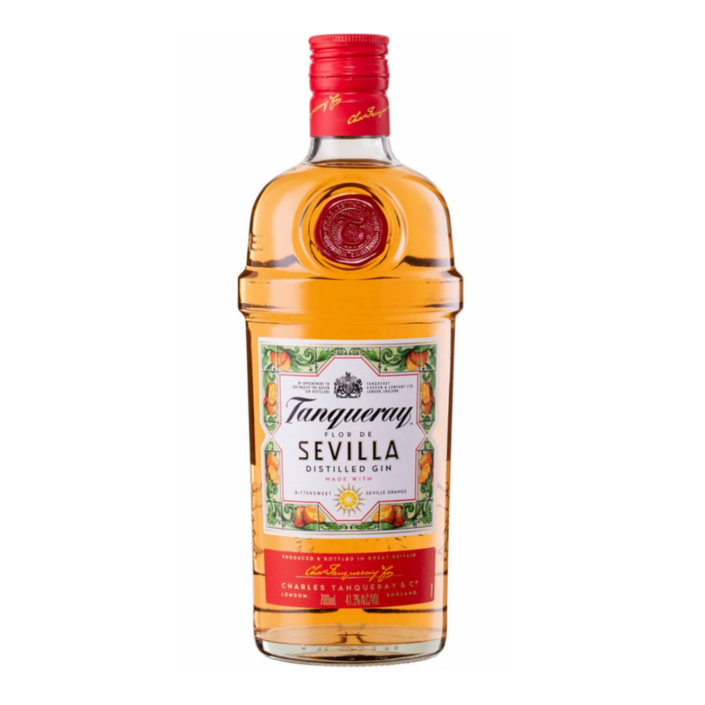 """<p>They say, <em>""""Made from bittersweet oranges from Seville to create a fruity and spicy flavour that harmonises with the four plant extracts from our classic London Dry Gin.""""</em></p><p>&nbsp;</p><p>Each drop embodies the original perfectionist vision of of Charles Tanqueray. First distilled in the 1830s and still going strong, Tanqueray remains one of the world's most-awarded gins.</p>"""