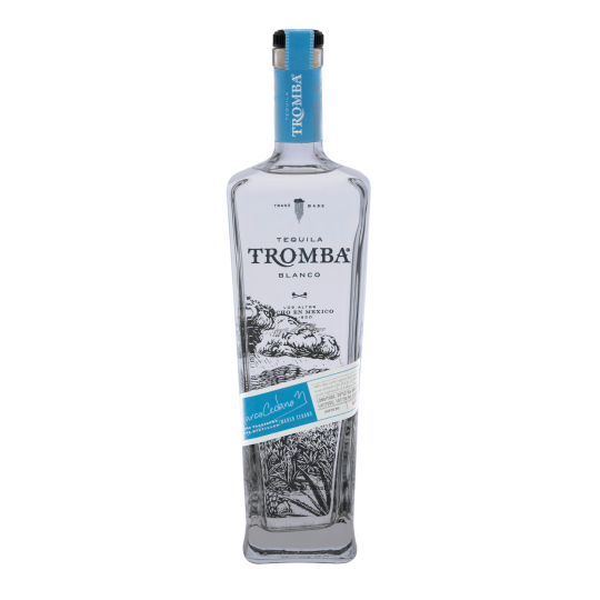 <p><span>Blanco is tequila at its purest. Unaged, there is nowhere to hide imperfections or poor quality in a Blanco. Tromba is soft enough to drink neat, versatile enough for classic tequila cocktails; a bartender favourite to create innovative cocktails replacing vodka, gin or just about any spirit.</span></p>
