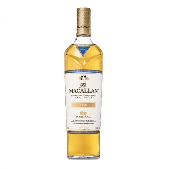 """<p>They say, <em>""""Aged in a combination of first fill and refill sherry casks, it is designed to sit between the now-defunct 10yo Sherry Oak and 10yo Fine Oak bottlings. Nose: Sweet notes of toffee and custard tarts balanced by fresh green-apple skin. Palate:&nbsp;Cinnamon, raisins, baked apples, panna cotta. Quite rich and weighty. Finish:&nbsp;Smooth, rich and clean.""""</em></p><p>&nbsp;</p><p>The Macallan distillery is on the 485-acre Macallan Estate in Speyside, Scotland. Known for peerless single malt whiskies, with a distinctly rich, fruity, full-bodied taste (thanks to having 25 of Speyside's smallest stills). They invest more than any other distillery in Scotland on extraordinary oak casks – sourcing, crafting, seasoning and caring for them on-premises.</p>"""