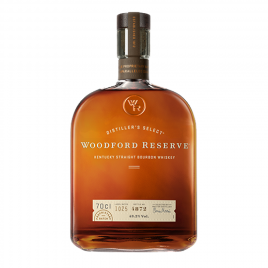 """<p>They say, <em>""""The perfectly balanced taste of our Kentucky Straight Bourbon Whiskey is comprised of more than 200 detectable flavour notes, from bold grain and wood, to sweet aromatics, spice, and fruit and floral notes.""""</em></p><p>&nbsp;</p><p>Woodford Reserve is a taste of history: they've been mastering bourbon since 1812. Their distillers use a special grain recipe and carefully crafted oak barrels for a unique maturation process. What you get is all the complexity, sweetness and spice of perfectly balanced, award-winning Kentucky whiskey.</p>"""