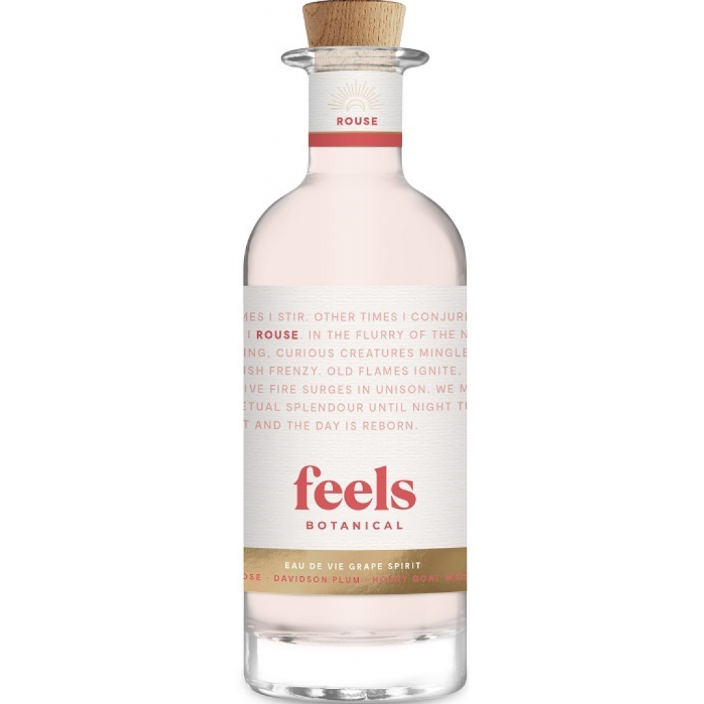 <p>They say...</p><p><span>Horny goat weed, a natural aphrodisiac, imbues a seductive earthy warmth to this blushing spirit. Rose petals and native Davidson plum make this eau de vie soft and musky, with a little bit of stewed rhubarb coming through. The spark of sensuality through a rose-tinted glass.</span><br><br><span>Natural, Gluten Free, Grain Free, Vegan, Preservative Free, No Added Sugar, Sustainably Sourced, 100% Australian made &amp; owned.</span></p>
