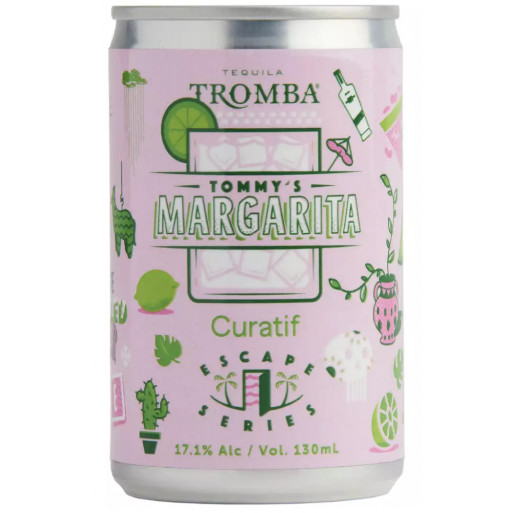 """<p class=""""p2"""">Curatif's thirst-quenching, poolside Tommy's Margarita heroes Tequila Tromba - a company started by a couple of great Australians who produce world-class tequila out of Jalisco, Mexico with world-renowned master distiller Cedano. With lime juice squeezed fresh from the Central Coast, this perfectly balanced cocktail is positioned to elevate your Summer drinking (in every season).<span class=""""Apple-converted-space"""">&nbsp;</span></p>"""