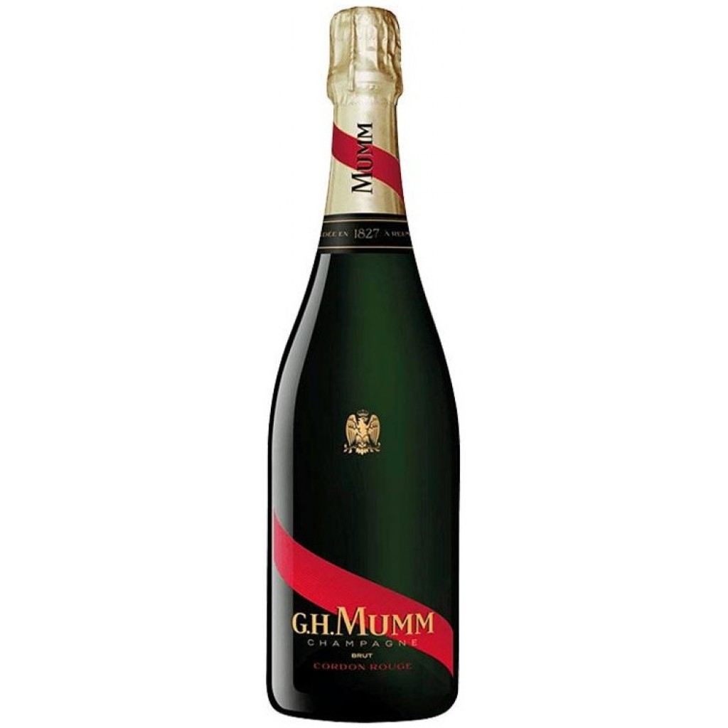 <p><span>Mumm Cordon Rouge champagne is the heartbeat of Maison Mumm. This cuvée is named after its famous red cordon: the red ribbon of the Legion d'Honneur, France's highest civilian honour, which has adorned each bottle since 1876.</span></p><p>&nbsp;</p><p><span>An energetic freshness, underscored with complexity is revealed. The palate is perfectly balanced with fresh fruit and rounded notes of caramel prolonging the intensity and leading to a powerful, memorable finish.</span></p>