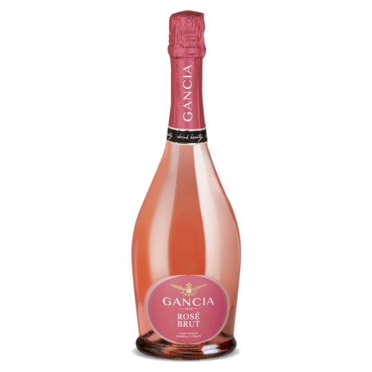 """<p><span>They say, """"Wide and intense aroma with notes of roses, berries and cherries. The taste is fresh, dry and harmonious."""" </span></p><p>&nbsp;</p><p><span>Gancia: an icon of Italian sparkling wine. Their wines are made in the underground cellars of Casa Gancia, a UNESCO world heritage site. These cellars contain 16 stainless steel tanks and over 1000 oak barrels and sit at a constant temperature year-round, for perfect mastery and consistency of quality winemaking.</span></p>"""