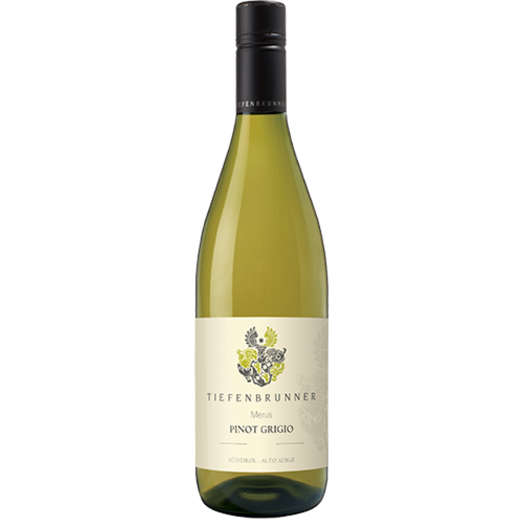 """<p><span>They say, """"Fruity notes of pears and candied fruits. The eloquent, harmonious body emphasises its dry, full-bodied taste and round finish."""" </span></p><p>&nbsp;</p><p><span>One of the oldest wine estates in South Tyrol, in the Alto Adige region, this commercial vineyard is still owned by the Tiefenbrunner family – now in the 5th generation of wine-makers. Their wines are carefully aged, so they're already perfectly matured by the time they reach you. </span></p>"""