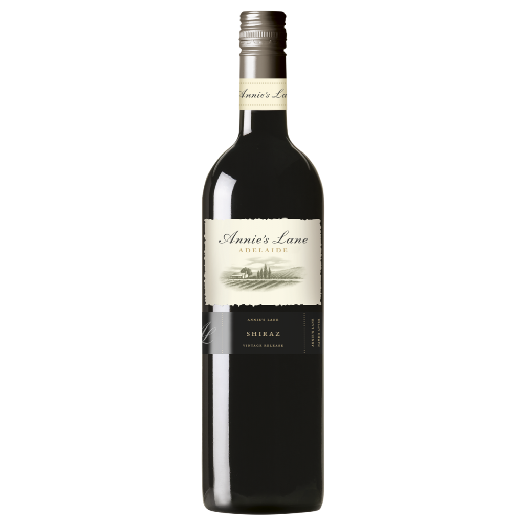 """<p>They say, <em>""""Aromas of cassis lift from the glass while the palate is rich with plums, black olives and dried spices, balanced by subtle oak flavours with hints of chocolate. This wine is full to medium bodied, with pure Clare Valley Shiraz characteristics.""""</em></p><p>&nbsp;</p><p>Annie's Lane takes grapes from some of the oldest vines in the Clare Valley, using minimal intervention winemaking approaches to draw the most out of the natural qualities of the fruit.</p>"""