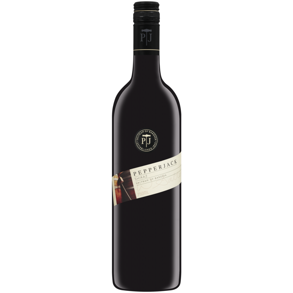 """<p>""""Born to be enjoyed with steak"""" - With this universal pairing, Pepperjack takes a stance as bold as their wines. Rich wines. Powerful wines. Wines like a Barossa sucker-punch.</p>"""
