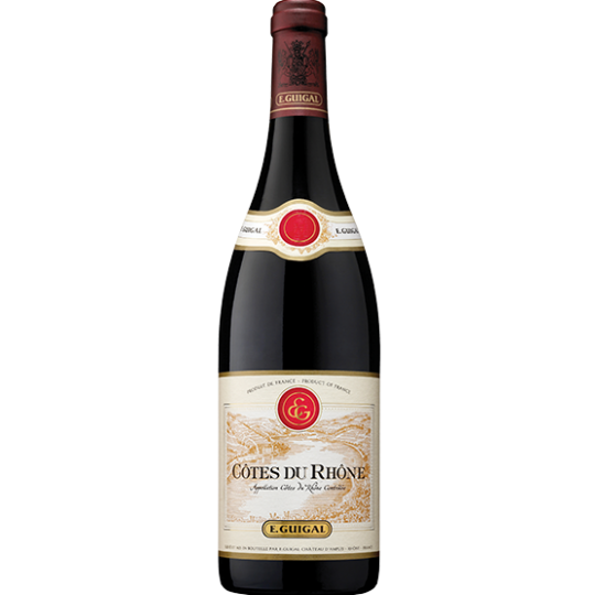 <p>They say,</p><p>This wine is of consistently high quality in all vintages. Connoisseurs will enjoy its classic expression of the Syrah grape variety combined with the Grenache grape.</p><p>Deep and dark red. Shiny. Fresh fruits with berries and spices. Full, round and racy. Rounded and smooth tannins. A full-bodied, rich and intensely aromatic wine. Full with a long finish and plenty of elegance and finesse due to the well balanced tannins and fruit.</p><p><br>'Vintage after vintage, the Collection wines have become symbols which perfectly illustrate the family's ethos of supreme quality. Careful ageing, together with the meticulous attention paid every day by Marcel and Philippe Guigal to the selection and blending processes, bring to the fore the consistency and excellence of the great appellations of the Rhône Valley'</p>
