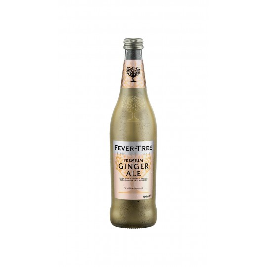 Fever-TreeGingerAleis a blend of three natural ginger oils with natural spring, producing a sublime mixer. It is so delicious, that top whisky writers and connoisseurs favour it when mixing with their dram of choice.